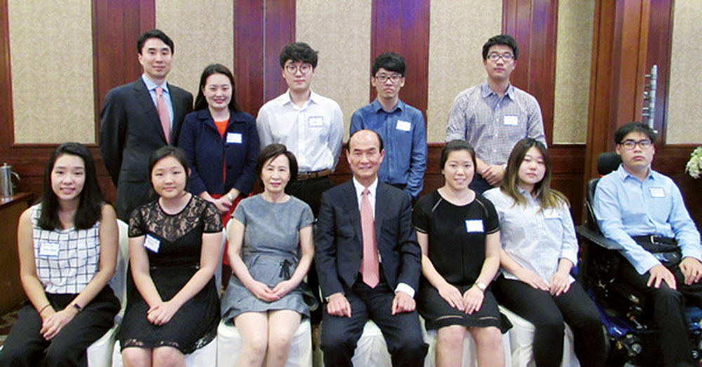 Our first year scholarship program was very successful.